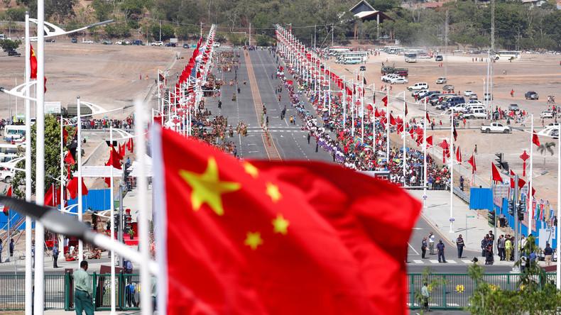 La Chine sans œillères, par Bruno Guigue