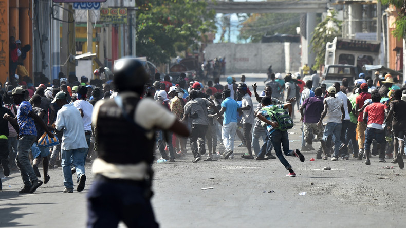 Site américain de rencontre haïtienne