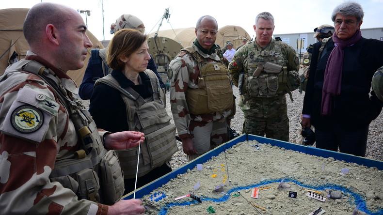 Parly veut des sanctions contre le colonel Legrier qui a critiqué la stratégie occidentale en Syrie
