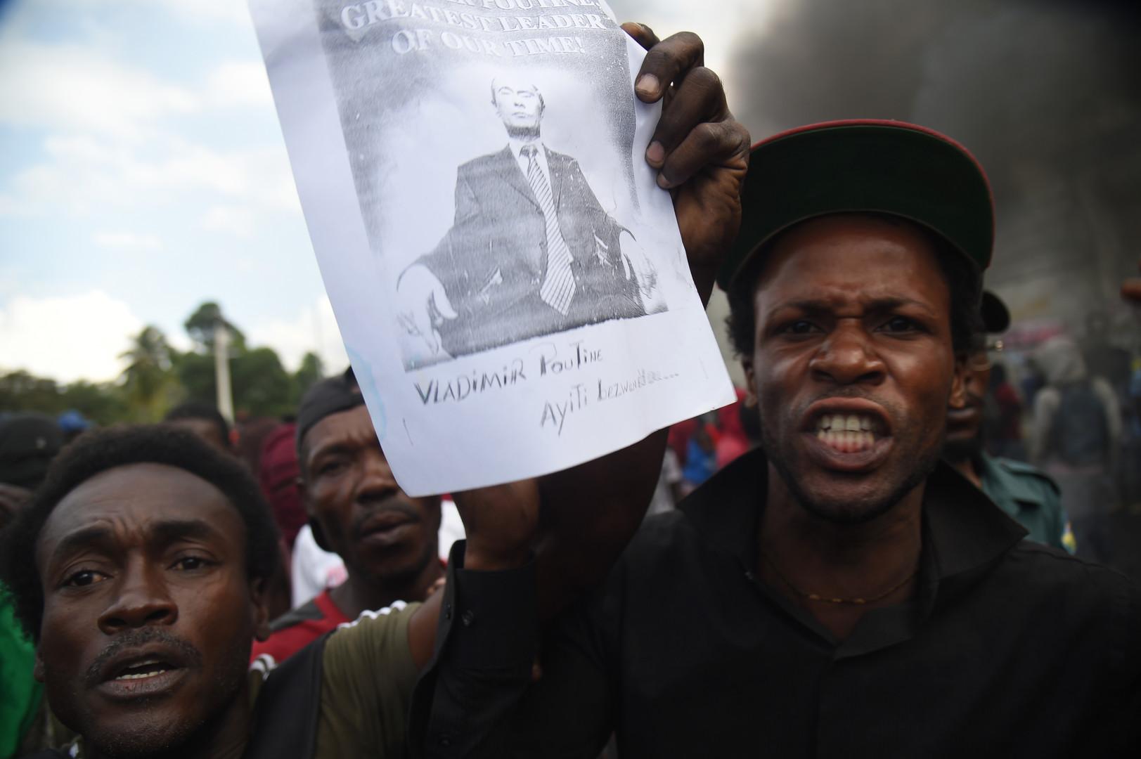 Haïti : des manifestations contre la corruption paralysent le pays depuis 10 jours