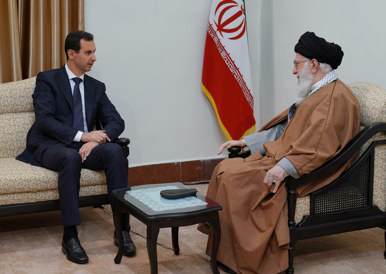 Les relations Téhéran-Damas fondées sur la fraternité et l'unité (Rohani)