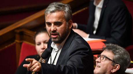 Le député insoumis de Seine-Saint-Denis Alexis Corbière.