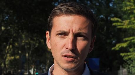 Le député LREM Aurélien Taché