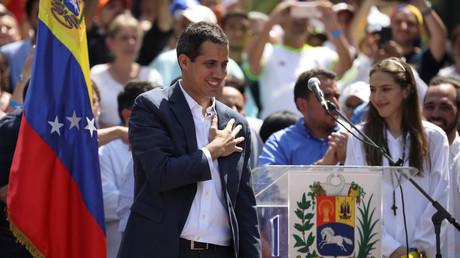 Juan Guaido a annoncé l'arrivée de l'étranger d'une aide humanitaire au Venezuela. Ne serait-ce pas davantage un appel à une violation de la souveraineté ?