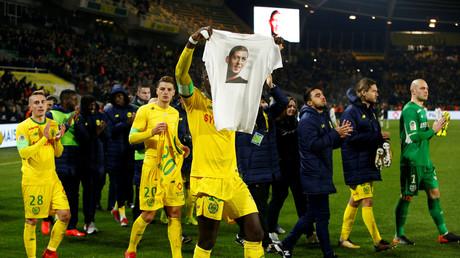 Football : l'avion qui transportait Emiliano Sala retrouvé
