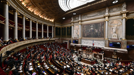 Questions au gouvernement le 29 janvier 2019 à l'Assemblée nationale (image d'illustration).