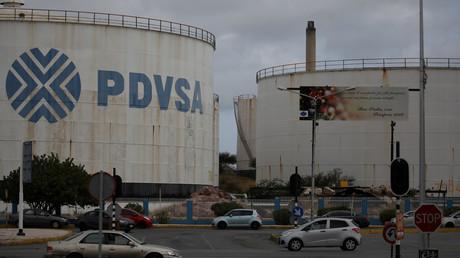 Une raffinerie de la compagnie nationale vénézuélienne PDVSA (image d'illustration).