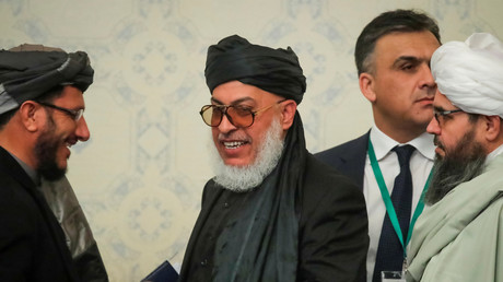 Sher Mohammad Abbas Stanakzai le 5 février à Moscou.