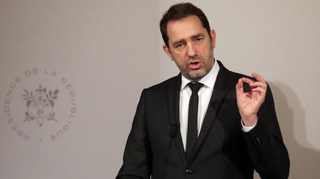 Le ministre de l'Intérieur Christophe Castaner.