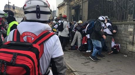 Acte 13 des Gilets jaunes : un manifestant a la main arrachée à Paris