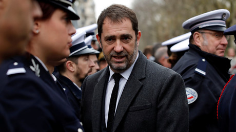 Christophe Castaner, le 7 janvier 2019 à Paris (image illustration).