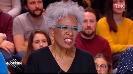 Nell Irvin Painter a fait polémique après son passage dans l'émission de Yann Barthès.