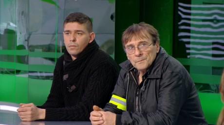 «Ça aurait pu être évité» : le père du plombier à la main arrachée s'exprime sur RT France (VIDEO)