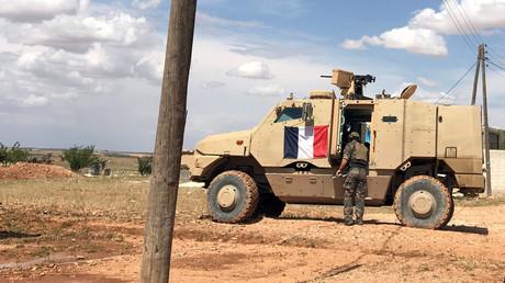 Selon l'ambassadeur de France en Russie, le retrait français de Syrie est «en cours d'examen»