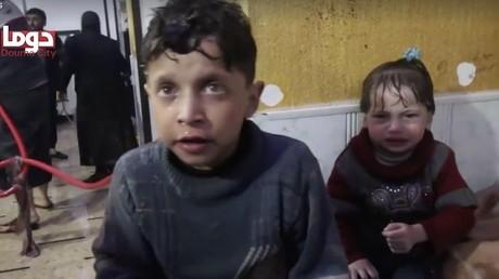 Les images de l'hôpital à Douma le 7 avril ont fait le tour du monde.
