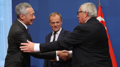 «Risque pour les droits humains»: l'accord commercial UE-Singapour inquiète les ONG
