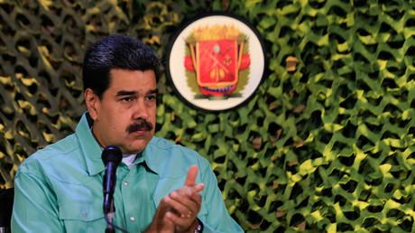 Venezuela : après avoir refusé celle des USA, Maduro annonce l'arrivée d'aide humanitaire de Russie