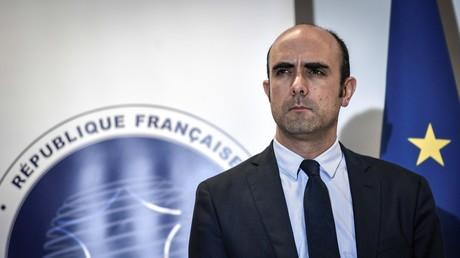 Le nouveau patron de la DGSI Nicolas Lerner le 5 Novembre 2018.