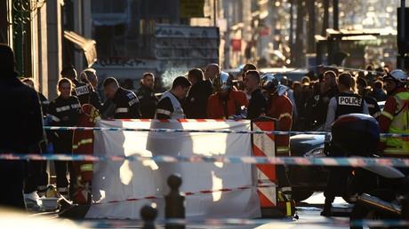 Marseille : au moins deux blessés dans une attaque au couteau, l'assaillant abattu par la police