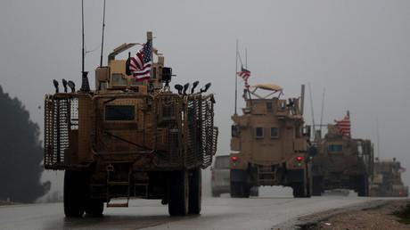 Washington va laisser un «groupe de maintien de la paix» de 200 soldats en Syrie