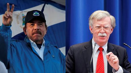 Après le Venezuela, le Nicaragua ? Pour John Bolton, les jours du président Ortega «sont comptés»