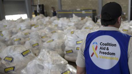 Le Venezuela remercie la Russie pour son aide humanitaire (VIDEO)