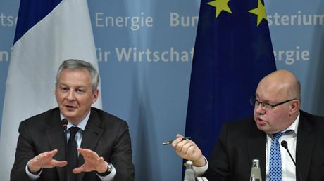 Bruno Le Maire appelle Berlin à ne pas bloquer les exportations d'armes françaises