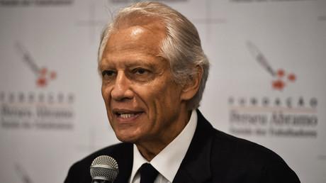 Dominique de Villepin, à San Paolo, le 13 septembre 2018 (image d'illustration).