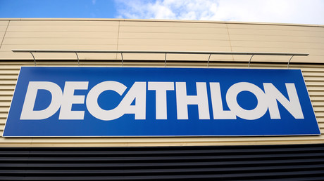 Magasin Decathlon (image d'illustration).