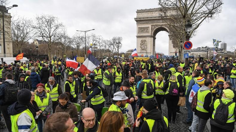 Acte 16 : des Gilets jaunes se rassemblent partout en France (EN CONTINU)