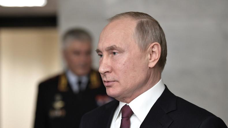 La Russie suspend sa participation au traité de désarmement nucléaire INF