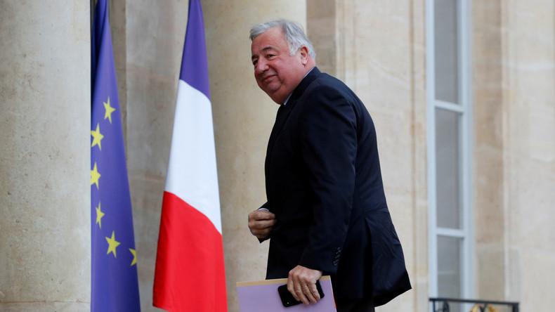 Affaire Benalla : l'association Anticor écrit à Gérard Larcher pour que le Sénat saisisse le parquet