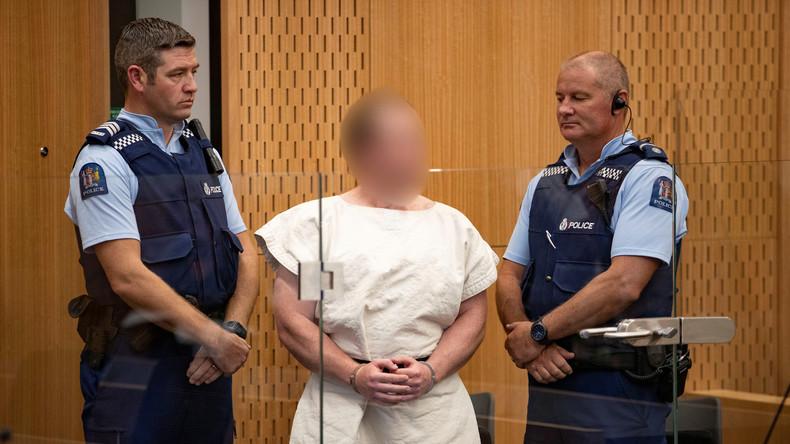 Tuerie de Christchurch : l'assaillant souhaite assurer sa défense seul