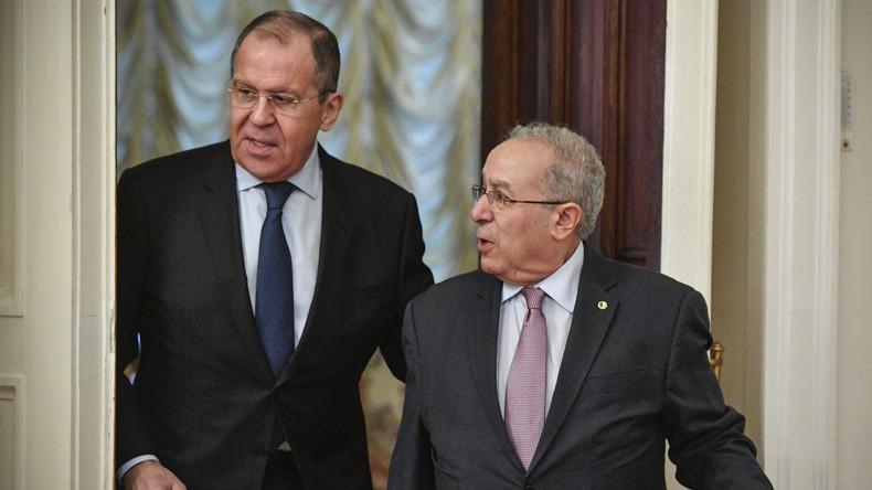 La Russie met en garde contre toute ingérence étrangère en Algérie