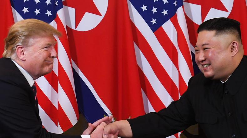 Donald Trump désavoue son administration et annule des sanctions contre Pyongyang