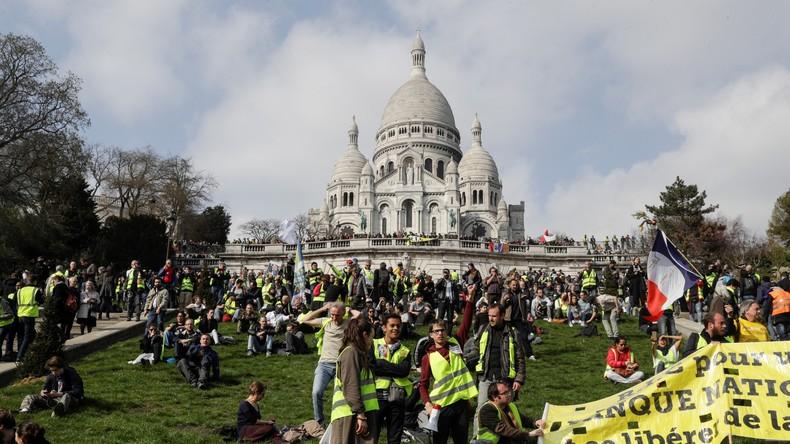 Acte 19 des Gilets jaunes : quelques tensions à Paris et dans le reste de la France (EN CONTINU)