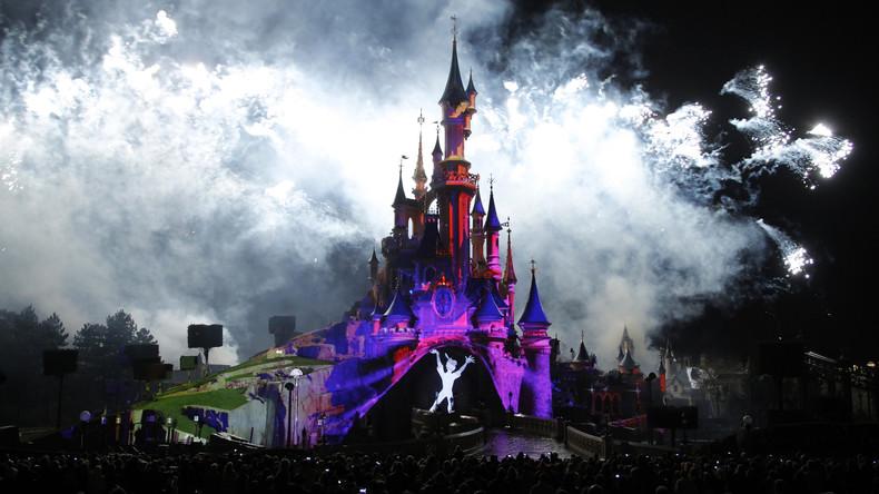 Disneyland Paris : mouvement de foule après une fausse