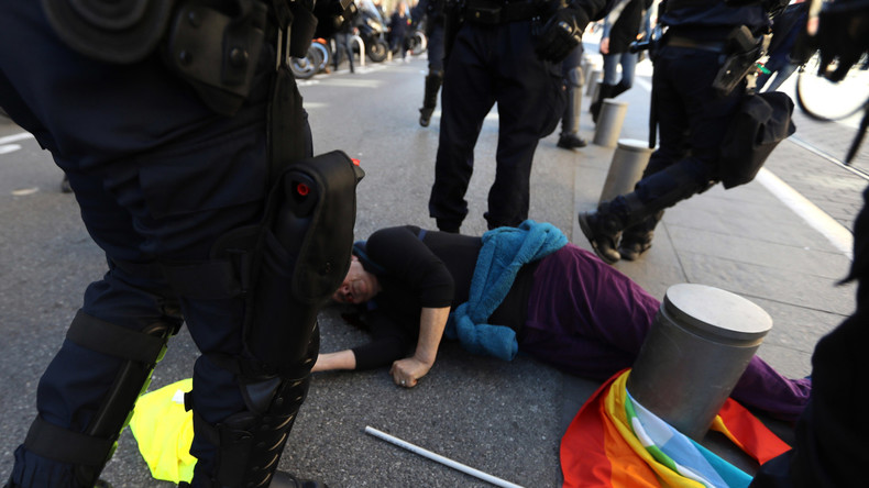 Geneviève Legay blessée à Nice : Mediapart révèle de nouveaux témoignages