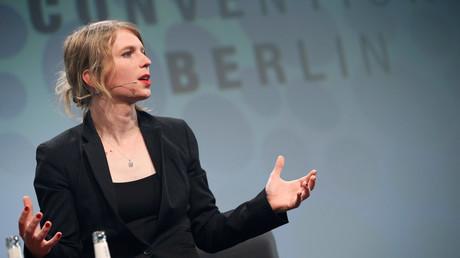 Chelsea Manning à Berlin le 5 février 2019.