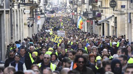 Castaner sur les Gilets jaunes : «Autant de personnes qui manifestent que pour un match de l'OM»