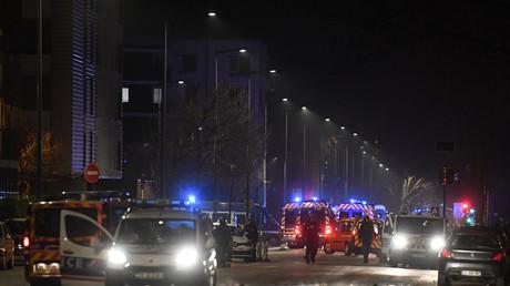Deux nuits de violence à Grenoble après la mort de deux jeunes à scooter (VIDEO)
