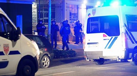 La police intervient dans un quartier sensible de Grenoble le 3 mars (image d'illustration).