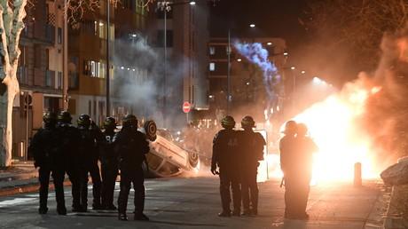 Grenoble : le quartier Mistral secoué par de nouvelles violences (IMAGES)