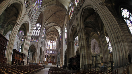 Basilique Saint-Denis. (image d'illustration)