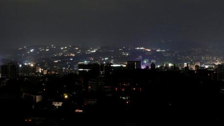 Coupure d'électricté au Venezuela : Maduro accuse les Etats-Unis, qui refont pression sur Caracas