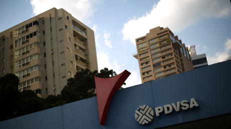 Evrofinance Mosnarbank est pointée du doigt par Washington pour ses échanges avec le groupe pétrolier public vénézuélien PDVSA.