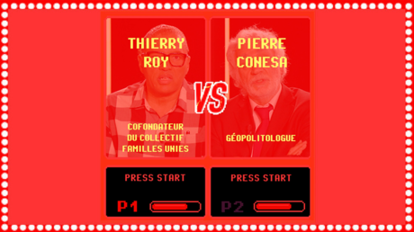 MATCH ! Thierry Roy vs Pierre Conesa