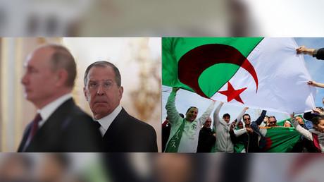 Pour la Russie, ce qui se passe en Algérie fait partie des affaires internes de ce «pays ami»