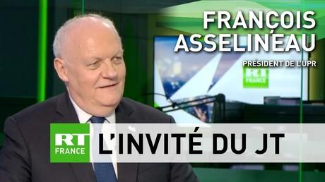 Pour François Asselineau, le Grand débat national est une «gigantesque tartuferie» (ENTRETIEN)