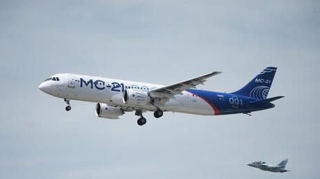 La Russie va proposer un  concurrent au Boeing 737 max dès le prochain salon aéronautique MAKS 2019